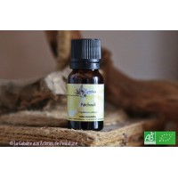 HE de Patchouli (Pogostemon Patchouli) 10ml
