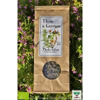 Thym  (Thymus vulgaris) bio