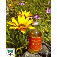 Macération solaire d'Arnica, 50ml