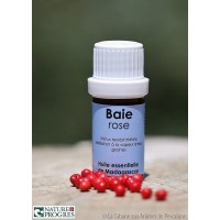 HE Baie rose (Schinus terebinthifolia) 5ml