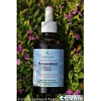 "Huile de massage ""Relaxation"", 60ml"
