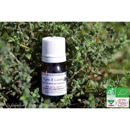 HE Thym linalol (Thymus vulgaris linaloliferum) 5ml