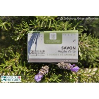 Savon bio Argile Verte Essences de Garrigue