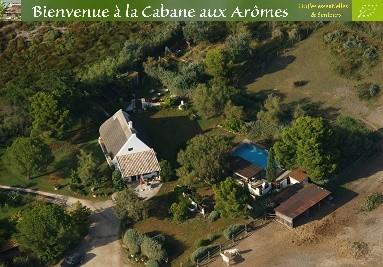 Bienvenue à la Cabane aux Arômes
